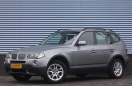 BMW X3 xDrive 2.5i Automaat Climate/Cruise Control