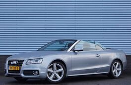 Audi A5 Cabriolet 1.8 TFSI Automaat S-Line Navi/Climate