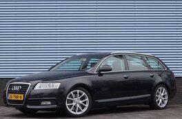 Audi A6 Avant 3.0 TDI Quattro Automaat Leer/Navi/PDC