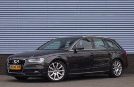 Audi A4 Avant 2.0 TDI  S-line Automaat Navigatie/Xenon
