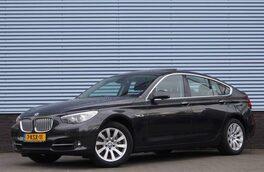 BMW 5-SERIE GT 550xi High Executive Automaat Leer/Navigatie/Xenon