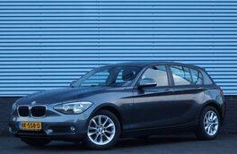 BMW 1-SERIE 116d 5-deurs Navigatie/Climate/Cruise/PDC